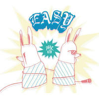 啓 FROM INCREDIBLE BEATBOX BAND / EASY [CD]