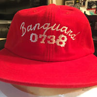 Banguard Basic Ball Cap(red)