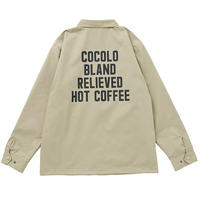 HOT COFFEE COTTON JKT(BEIGE)