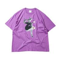LA FLANCE MAN-T (purple) size L only