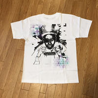 Soul Flower Slick Tee(White)