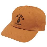 CLASSIC BONG 6PANELS CAP (BROWN)