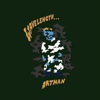 ARTMAN / WAVELENGTH [CD]