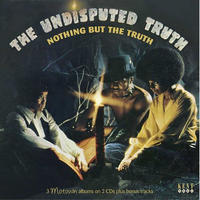 UNDISPUTED TRUTH / NOTHING BU THE TRUTH - 3 MOTOWN ALBUMS [2CD]