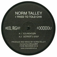 Norm Talley / I Tried To Told Cha [12INCH]