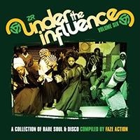 V.A (Faze Action) /Under The Influence Vol.6:Compiled By Faze Action -国内盤[2CD]