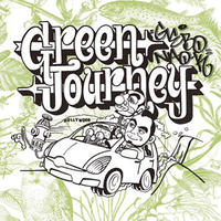 GEBO & DJ NAO-K / GREEN JOURNEY [CD]