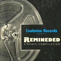 V.A / Remineded: A Remix Compilation (Blue Vinyl) [LP]