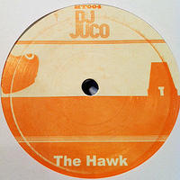DJ JUCO / The Hawk - The Tiger [7inch]