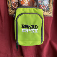 BNGRD TRAVEL WALLET(RHYME GREEN)