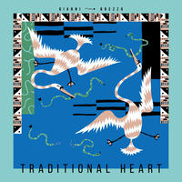 予約 - GIANNI BREZZO / TRADITIONAL HEART [LP]