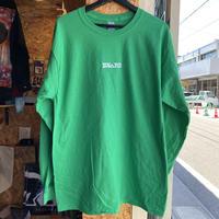 BNGRD L/S tee (Green)