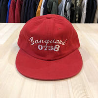 Banguard baseball cap(red)