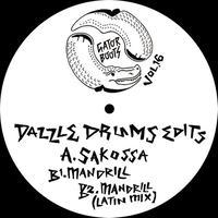 予約 - Dazzle Drums / Gator Boots Vol.16 [12inch]
