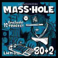MASS-HOLE / 80+2 [CD]
