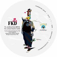 FKD/m-al - OILWORKS REC SPLIT EP [7inch]