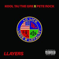 予約 - Kool Taj The Gr8 X Pete Rock / Llayers b/w Forever [7inch]
