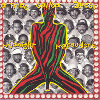 A TRIBE CALLED QUEST - MIDNIGHT MARAUDERS [LP]