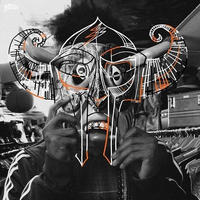 MF DOOM X DAMU THE FUDGEMUNK / COCO MANGO, SLICED & DICED [7inch]