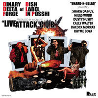 DINARY DELTA FORCE / LIVE ATTACK C.Q.B. [CD]
