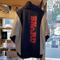 1/28 〆 受注生産 - BNGRD Nylon track jacket (NAVY)