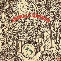 Miyasaka + 5 / Animals Garden [2LP]