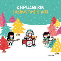 Khruangbin / Christmas Time Is Here -LTD Re-Issue( Red Color Vinyl)- [7inch]