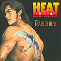 THA BLUE HERB / HEAT ORIGINAL SOUND TRACK [CD]