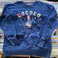 COCOLO DENIM CREWNECK -Dead stock-(size XL)