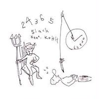 5lack / 24365 feat. KOHH [CD]