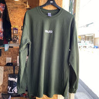 BNGRD L/S tee (Forest)
