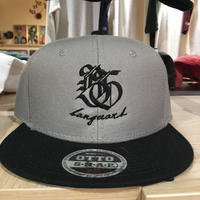 Banguard&Lefdeep snapback(GRAY/BLACK)