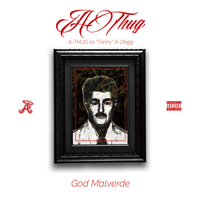 A-THUG / GOD MALVERDE [CD]