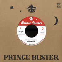PRINCE BUSTER / HIGH BLOOD PRESSURE [7inch]