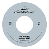 THE KOUNT & FALCXNE / SHAKEDOWN b/w BUNGALOW [7inch]