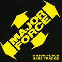 V.A. / MAJOR FORCE RARE TRACKS [CD]