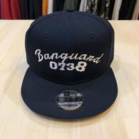 Banguard snapback(NAVY)