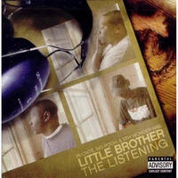 Little Brother / THE LISTENING (WHITE VINYL) [2LP+7inch]