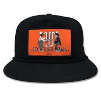 Hail Wappen Cap <Black x Orange>