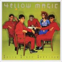 YELLOW MAGIC ORCHESTRA / ソリッド・ステイト・サヴァイヴァー【Standard Vinyl Edition】<33 1/3rpm 1枚組> [LP]
