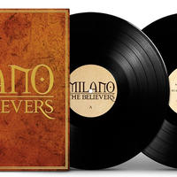 4月下旬入荷予定 - MILANO CONSTANTINE / THE BELIEVERS (BLACK VINYL) [2LP]