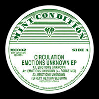 CIRCULATION / EMOTIONS UNKNOWN EP [12inch]
