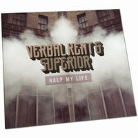 VERBAL KENT & SUPERIOR / HALF MY LIFE [CD]