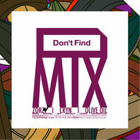 ZORZI / Don't Find Mix [MIX CD]