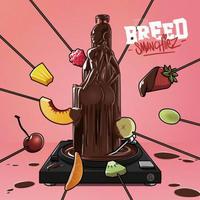 THE BREED / SMUNCHIIEZ [LP]