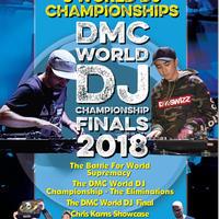 DMC WORLD DJ CHAMPIONSHIP FINALS 2018 [DVD]