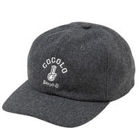 ORIGINAL BONG WOOL CAP (CHARCOAL)