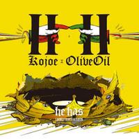 KOJOE&OLIVE OIL / HH INSTRUMENTALS [CD]