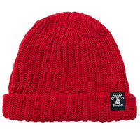 BONG COTTON BEANIE(RED)