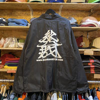 KINOKUNI COACH JACKET (BLACK)